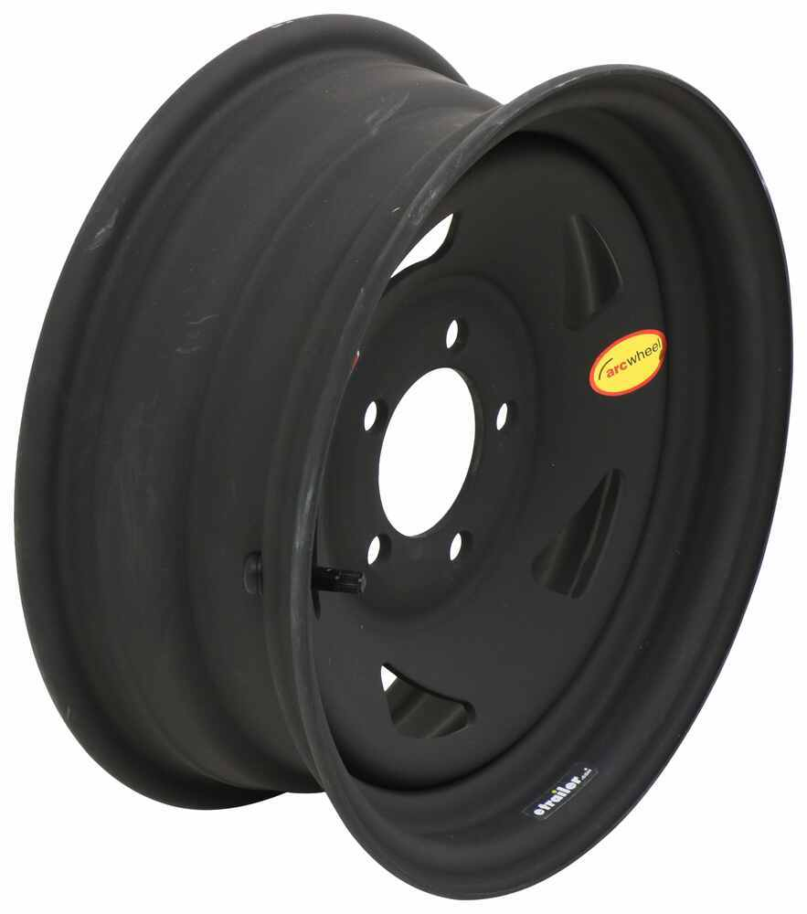 Trailer Tires and Wheels 5514WS1DMX - Steel Wheels - ESR,Boat Trailer Wheels - Taskmaster