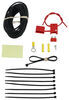 Curt Power Wire Installation Kit Accessories and Parts - 55151