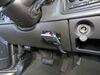 Draw-Tite Under-Dash Box Trailer Brake Controller - 5535 on 2003 Chevrolet Silverado