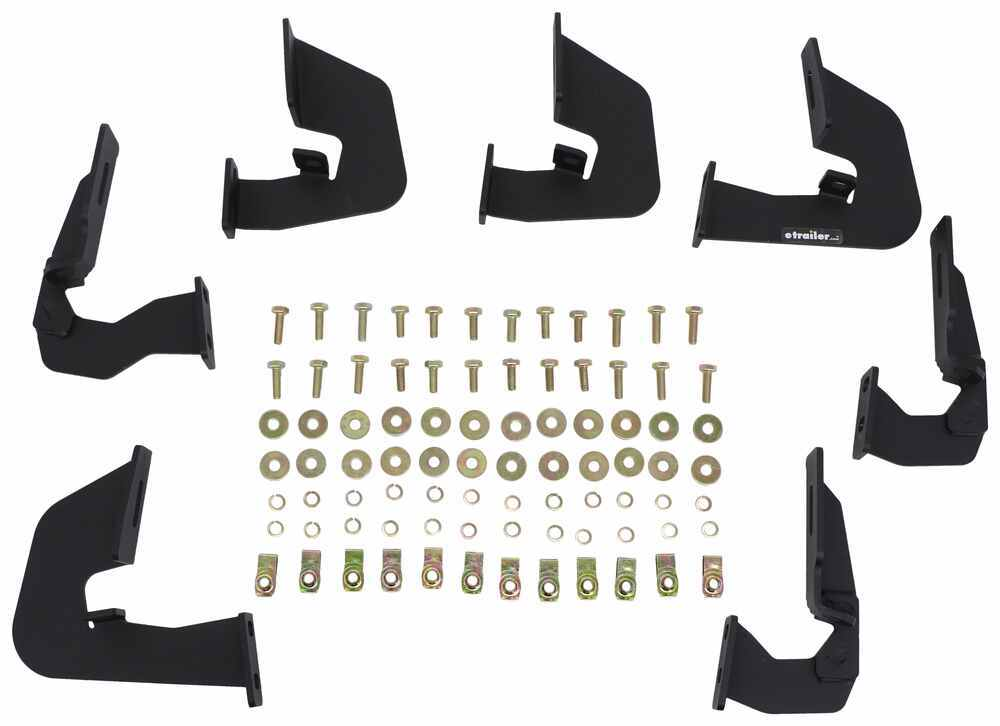 Westin Installation Kit Accessories and Parts - 56-1372PK