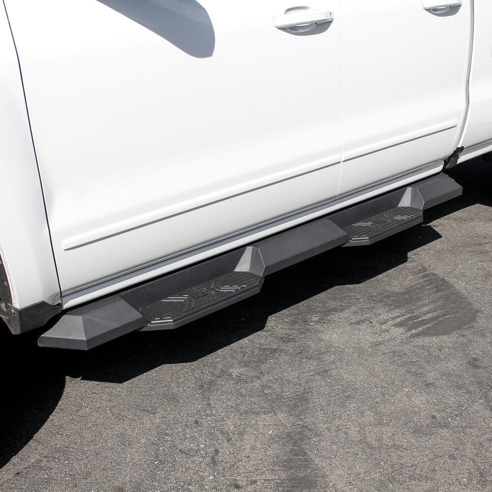 Westin HDX Xtreme Nerf Bars - Textured Black Powder Coated Steel Fixed Step 56-24015