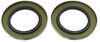 Tekonsha Grease Seals - Double Lip Trailer Bearings Races Seals Caps - 5606