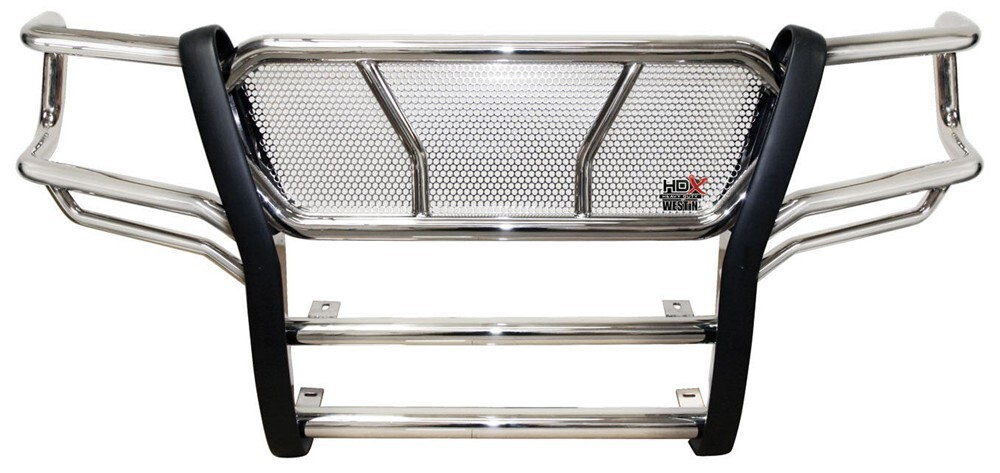 57-2010 - Silver Westin Full Coverage Grille Guard