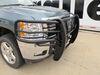Westin Black Grille Guards - 57-3615 on 2014 Chevrolet Silverado 2500