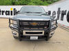 57-3615 - Black Westin Full Coverage Grille Guard on 2014 Chevrolet Silverado 2500