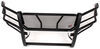 Westin HDX Grille Guard with Punch Plate - Black Powder Coated Steel With Punch Plate 57-3615