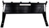 Westin HDX Headache Rack - Black Powder Coated Steel Includes Mounting Hardware 57-8035