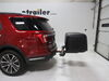Rola Swinging Carrier Hitch Cargo Carrier - 59109 on 2018 Ford Explorer