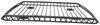 "Rola Roof Cargo Basket - Steel - 73-1/4"" Long x 40-1/2"" Wide x 5"" Deep - 180 lbs Long Length 59504-EXT"