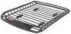 Rola Black Roof Basket - 59504