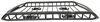 Rola Steel Roof Basket - 59504