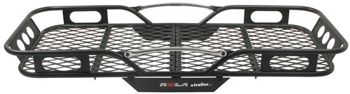 """21x55 Rola Cargo Carrier for 1-1/4"""" Hitches - Steel - 300 lbs Class II 59507"""