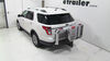 """23x56 Rola Dart Cargo Carrier for 2"""" Hitches - Steel - Folding - 450 lbs Steel 59550 on 2013 Ford Explorer"""