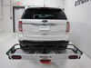 """23x56 Rola Dart Cargo Carrier for 2"""" Hitches - Steel - Folding - 450 lbs Standard Duty 59550 on 2013 Ford Explorer"""
