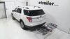 Hitch Cargo Carrier 59550 - Standard Duty - Rola on 2013 Ford Explorer