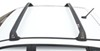 Rola Sport Series Roof Rack with APX Mounting System for Factory Fixed Mounting Points Aero Bars 59721
