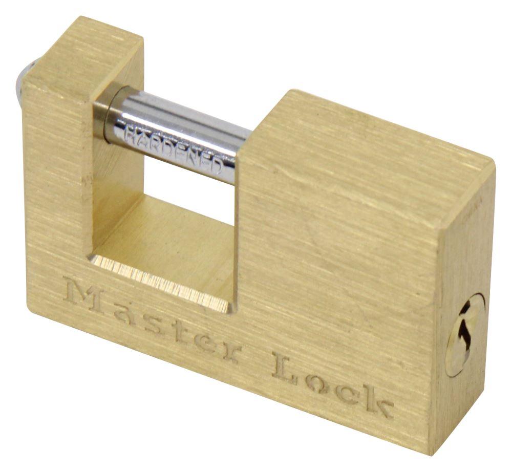 Master Lock Trailer Coupler Locks - 605DAT