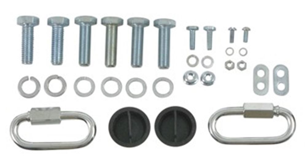 Replacement Hardware Bolt Bag for Blue Ox Base Plate Kit Hardware 63-3525