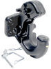63014 - Plate Mount,Bumper Mount Tow Ready Pintle Hitch