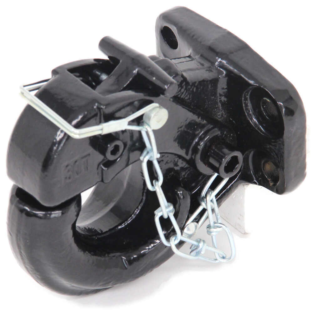 63016 - No Shank Tow Ready Pintle Hitch