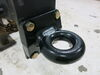 0  lunette ring tow ready standard coupler only in use