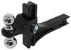63071 - Long Shank Pro Series Trailer Hitch Ball Mount