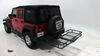63153 - Heavy Duty Reese Hitch Cargo Carrier on 2014 Jeep Wrangler