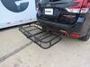 0  hitch cargo carrier reese fixed fits 1-1/4 inch in use