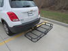 63155 - 48 Inch Long Reese Hitch Cargo Carrier on 2015 Chevrolet Trax