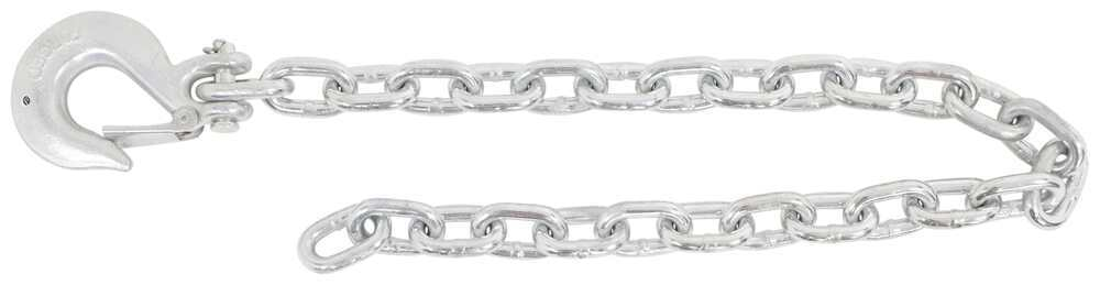 """Draw-Tite Safety Chain with Clevis Hook - 26,400 lbs - 41-1/2"""" - Qty 1 Single Chain 63451"""