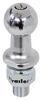 Tow Ready 1 Inch Diameter Shank Trailer Hitch Ball - 63802