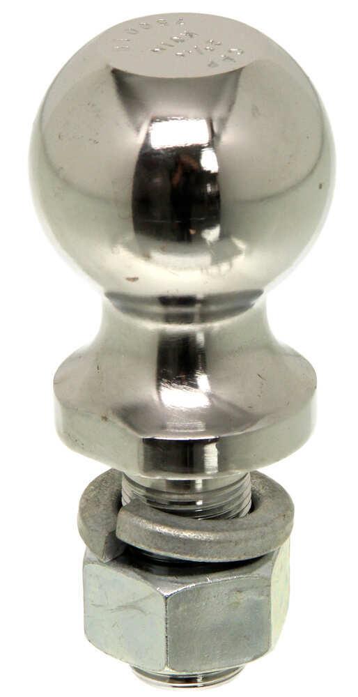 63847 - 1 Inch Diameter Shank Draw-Tite Trailer Hitch Ball