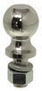 Trailer Hitch Ball 63847 - Chrome-Plated Steel - Draw-Tite