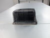0  rv vents and fans maxxair roof vent standard trailer cover - 19 inch x 18-1/2 9-1/2 smoke