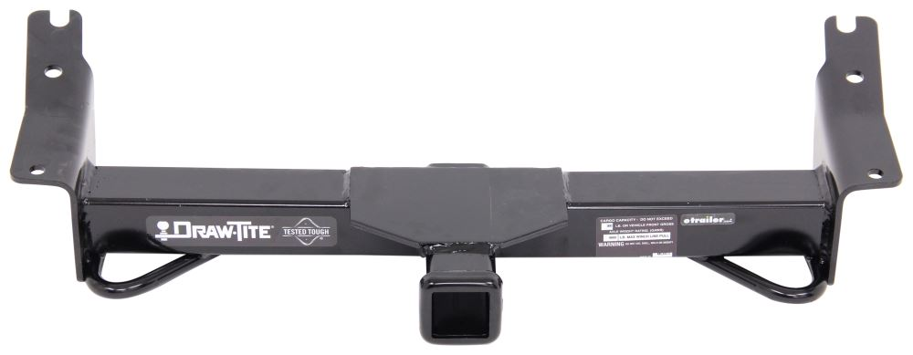 65009 - Front Mount Hitch Draw-Tite Front Receiver Hitch