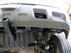 Draw-Tite 500 lbs Vert Load Front Receiver Hitch - 65028 on 2003 Chevrolet Silverado