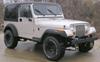 Draw-Tite Custom Fit Hitch - 65048 on 1996 Jeep Wrangler