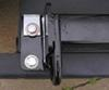 Draw-Tite 2 Inch Hitch Front Receiver Hitch - 65048 on 1996 Jeep Wrangler