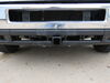 65053 - Square Tube Draw-Tite Front Receiver Hitch on 2016 Ford E-Series Cutaway