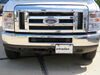 """Draw-Tite Front Mount Trailer Hitch Receiver - Custom Fit - 2"""" 500 lbs Vert Load 65053 on 2017 ford e series cutaway"""