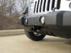 Draw-Tite 500 lbs Vert Load Front Receiver Hitch - 65069 on 2017 Jeep Wrangler