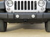 """Draw-Tite Front Mount Trailer Hitch Receiver - Custom Fit - 2"""" 2 Inch Hitch 65069 on 2017 Jeep Wrangler"""