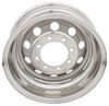 Taskmaster Steel Wheels - PVD,Boat Trailer Wheels Trailer Tires and Wheels - 660865MSPVD