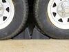 "Reese Towpower Wheel Chocks - Up to 17"" Wheels - Qty 2 Black 7000100"