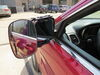 CIPA Universal Towing Mirrors - Clip On - Qty 2 Pair of Mirrors 7070-2 on 2014 Jeep Grand Cherokee