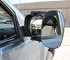 CIPA Universal Towing Mirrors - Clip On - Qty 2 Pair of Mirrors 7070-2