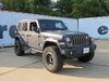 72-110102 - Black Westin Floor Mats on 2019 Jeep Wrangler Unlimited