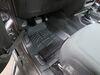 Westin Front Floor Mats - 72-110102 on 2019 Jeep Wrangler Unlimited
