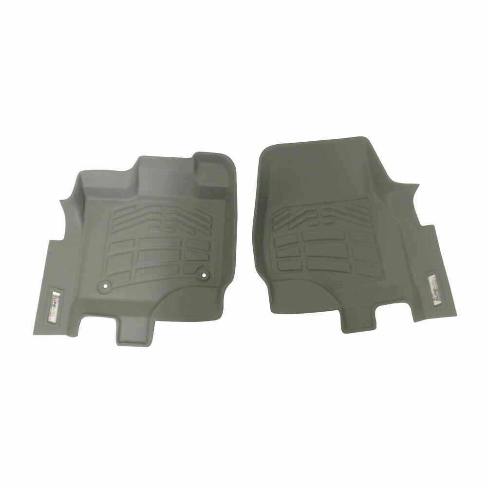 Westin Thermoplastic Floor Mats - 72-120069
