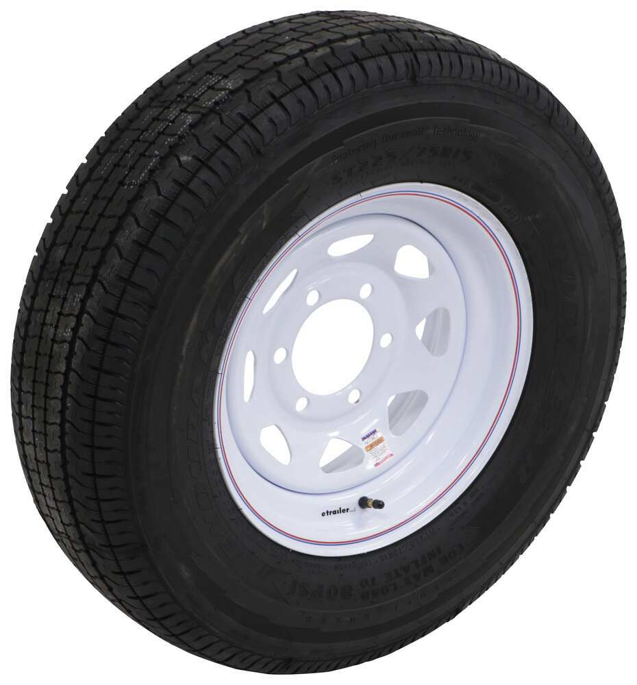 724857519A - 225/75-15 Goodyear Trailer Tires and Wheels